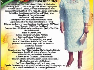 Joy Elissa Bannister