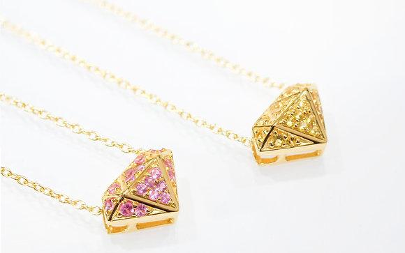 Sparkling Diamond Necklace