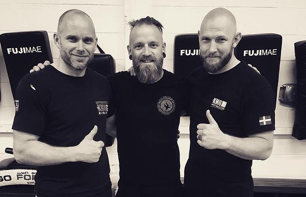 Al Natrins Krav Mayhem with Rune Lind and Tommy Blom!