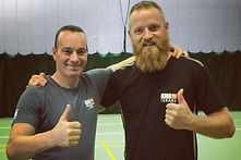 Birmingham Krav Maga Mayem Private Training