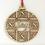 Thumbnail: Joy Christmas Gift. Tree Decoration. Wooden Joy Decoration. Laser Tweet, Gif