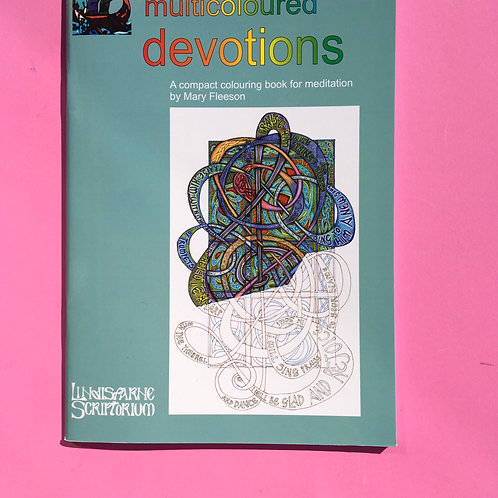 Colouring Devotions. Mary Fleeson