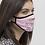 Thumbnail: Abstract Art Face Mask. Unique Art Print Face Masks