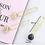 Thumbnail: Bible Journaling. Glass Ball Bookmarks. Christmas Christian Gift. Stocking