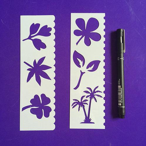 Margin Stencil set