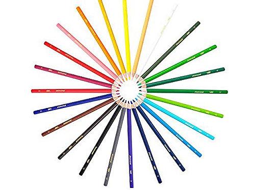 Bic Watercolour Pencils. Kids Aquacolor