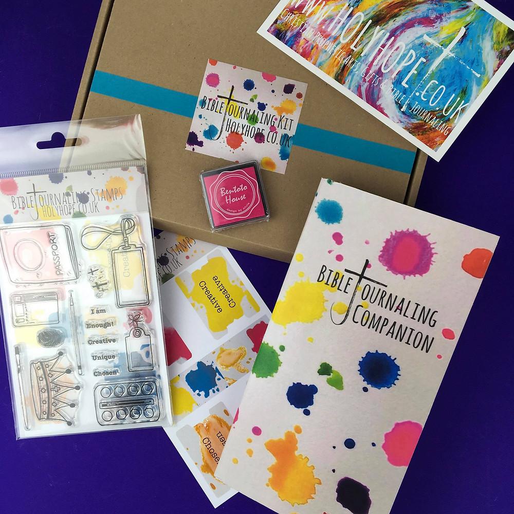Bible Journaling Kit UK