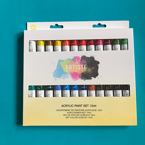 Artiste Do Craft Acrylic Paint set