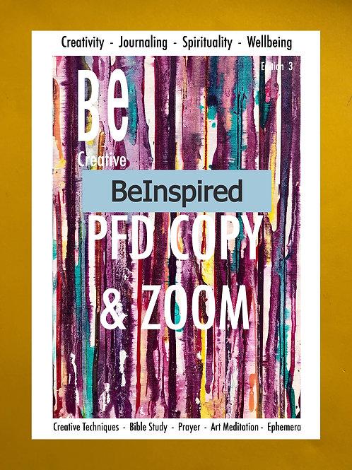 BeInspired Group - BE Creative Edition 3. Bible Art Journaling