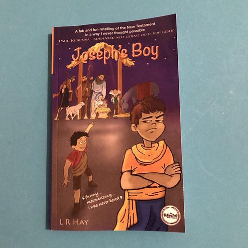 Joseph's Boy by Lynn Robertson Hay
