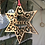 Thumbnail: Peace Christmas Tree Decoration. Christmas Gift, Laser Tweet, Gift. Home Decor.