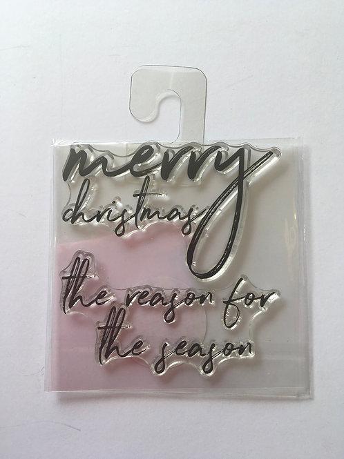 Christmas stamps. Christian Christmas stamps