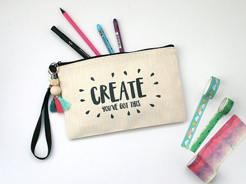 Christian Pencil Case. Creative Gift. Christian gift.
