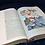 Thumbnail: Hannah Dunnett. Journaling Bible. Single Column Bible. NIV Journaling Bible