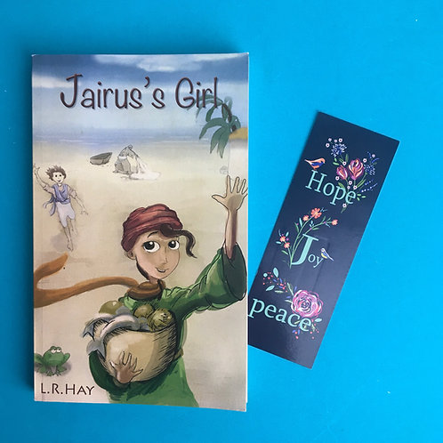 Jairus's Girl - L. R. Hay - Pre teen. Christian Bible Story.