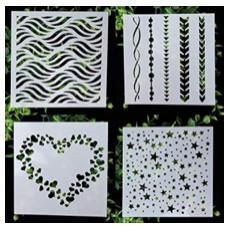 art and craft stencils