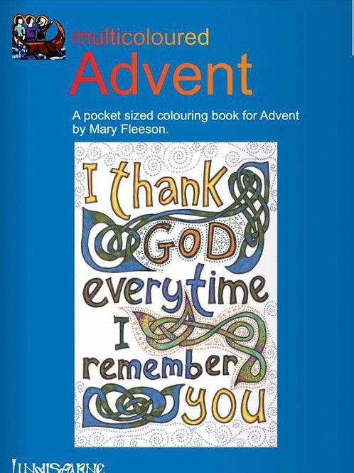 Colouring Advent Book . Mary and Mark Fleeson