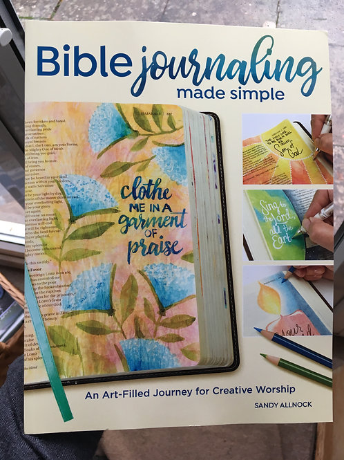 Bible Journaling made simple.