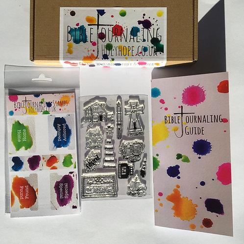Bible Art Journaling Kit - 2