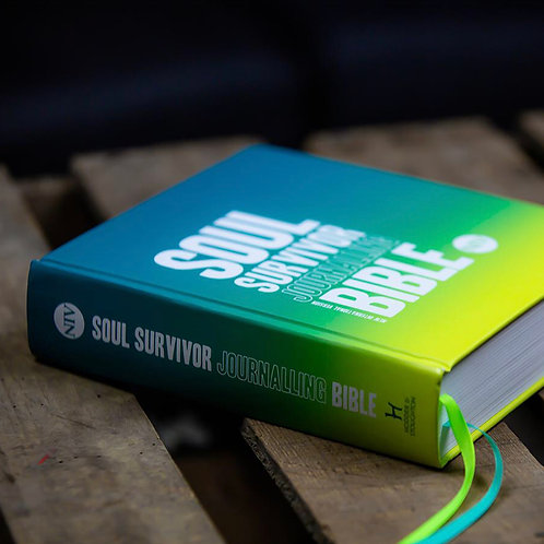 Soul Survivor Journaling Bible