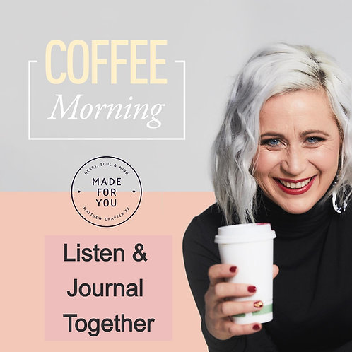 Listen to Lou Fellingham Worship and Journal along