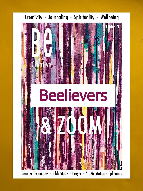 Beelievers Group Be Creative Repeat Edition 3