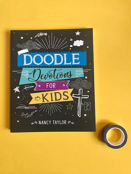 Doodle Devotions For Kids SC