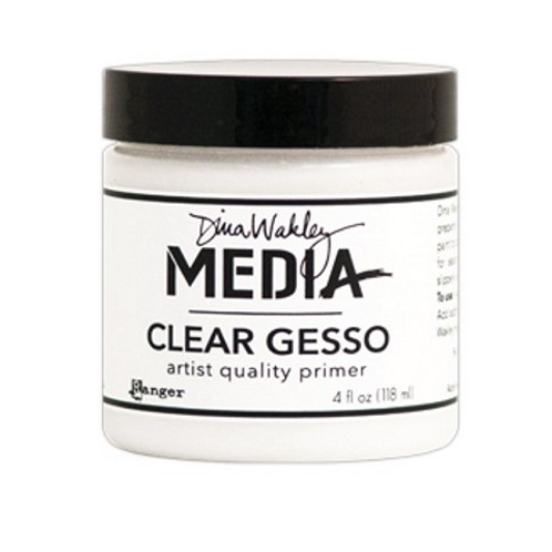 Ranger-Dina Wakley Media Mediums Clear Gesso