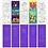 Thumbnail: Christmas colouring bookmarks 2020