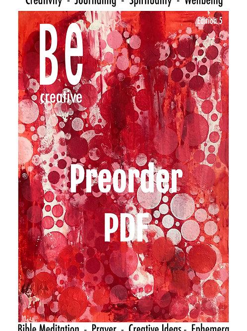 Beginners Guide to Bible Art Journaling. BE Creative - Magazine, Videos