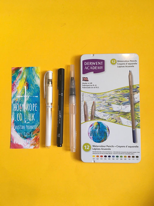 Bible Journaling Beginners Kit Essential Resources