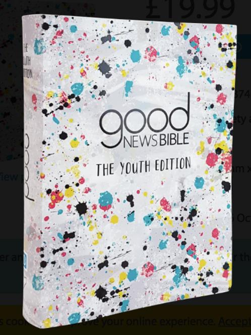 Good News Bible. Youth Journaling Bible