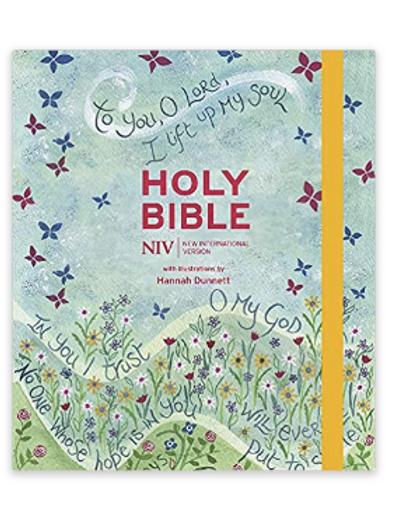 NIV Hannah Dunnett Journaling Bible