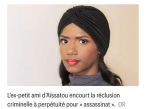 2 ème jour du procès du meurtrier d'Aïssatou SOW.