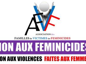 AFVF se porte Partie civile lors du procès pour feminicide d'Aissatou SOW