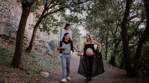 Shooting *Maternity* Bérangère