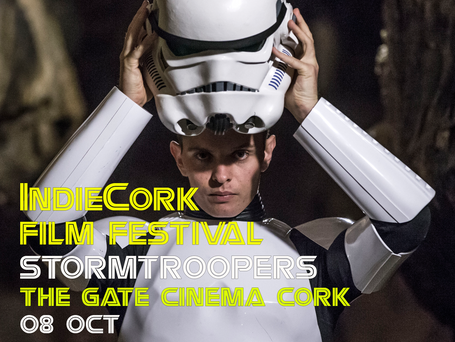 Stormtroopers screens at IndieCork
