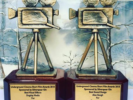 Stormtroopers wins Best VFX & Best Sound Design