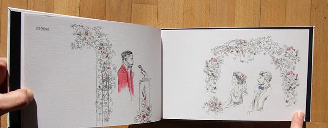 cérémonie laïque carnet dessiné du mariage marine et benoit.JPG