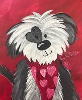 Valentine Pooch