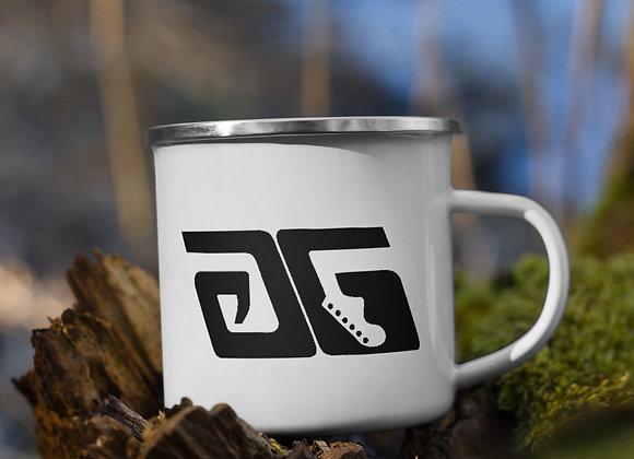 GnG Flag Enamel Mug