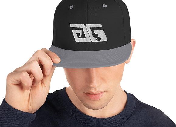 2020 GnG Logo Snapback Hat (White Logo)