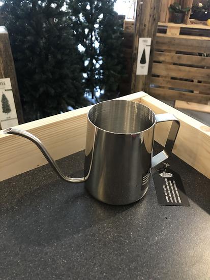 Stainless steer indoor watering can