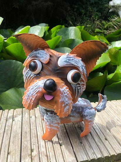 Yogi dog