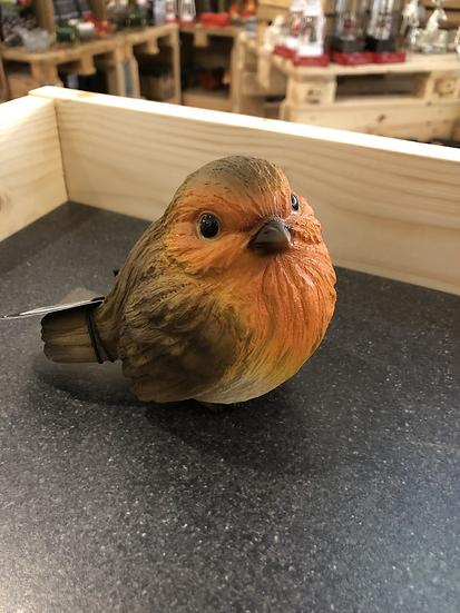 Vivid wood life robin small