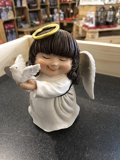 Vivid angel dove