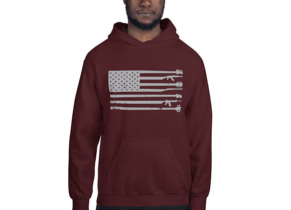 GnG Flag Pull Over