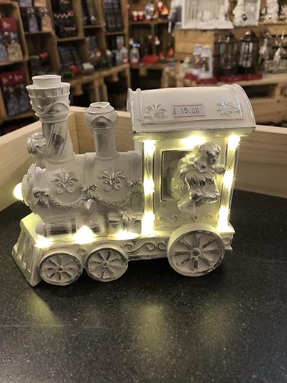 White train small