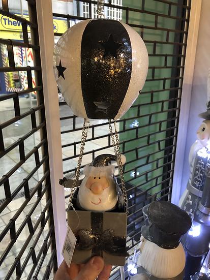 Silver balloon springer
