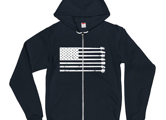 GnG Flag Guitars Only Hoodie